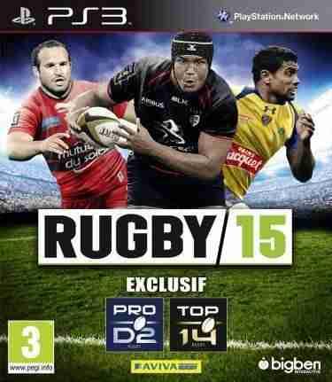 Descargar Rugby 15 [MULTI][Region Free][FW 4.4x][ACCiDENT] por Torrent